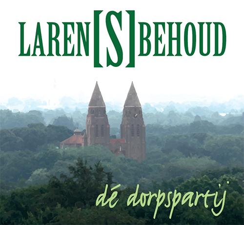logo Larens Behoud